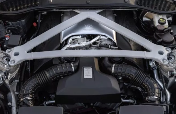 2020 Aston Martin DB11 Engine