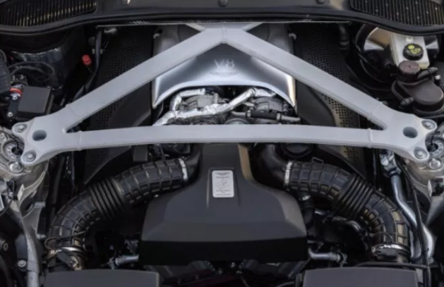 2021 Aston Martin Rapide Engine