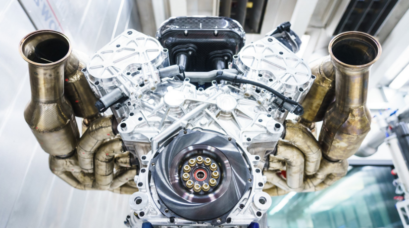 2021 Aston Martin Valkyrie Engine