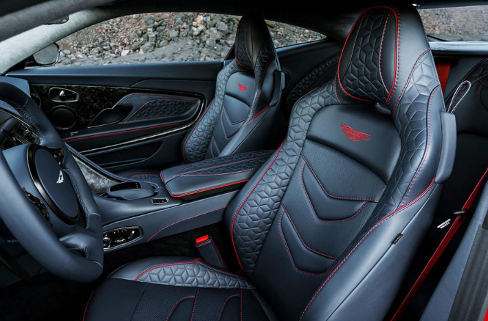 2021 Aston Martin DB11 Interior